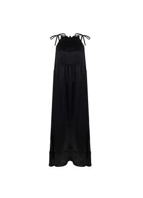 Azha Siyah Elbise