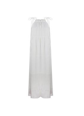 Azha Beyaz Elbise