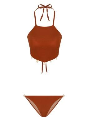 Deniz Kabuklu Tarçın Bikini