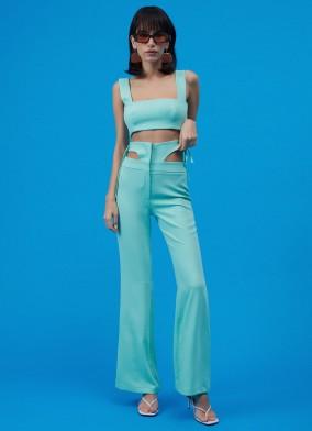 Diana Mavi Pantolon