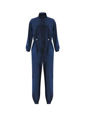 Maurandi Mavi Paraşüt Kumaş Tulum