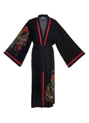 Sangri-La Kimono