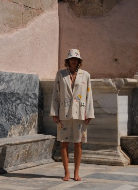Joy Oversize Ceket