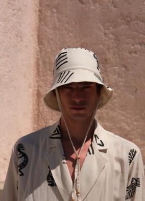 Yin Özel Kova Unisex Şapka