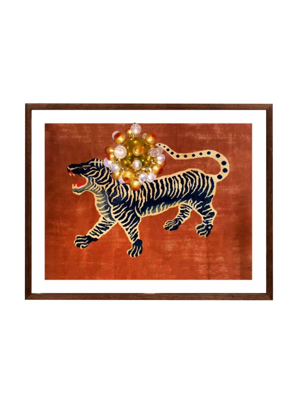 Aos10 Fine Art Baskı 30 ✕ 40 cm