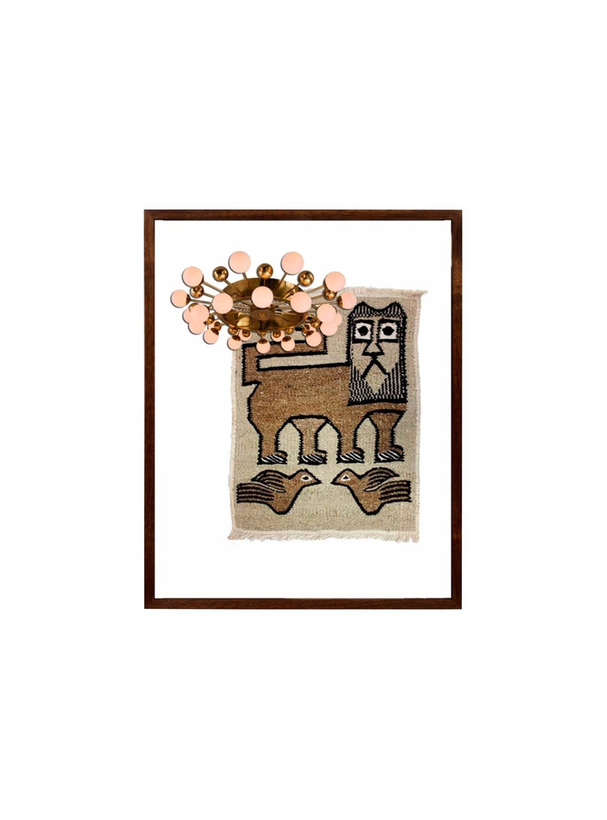 Aos9 Fine Art Bask 30 ✕ 40 cm