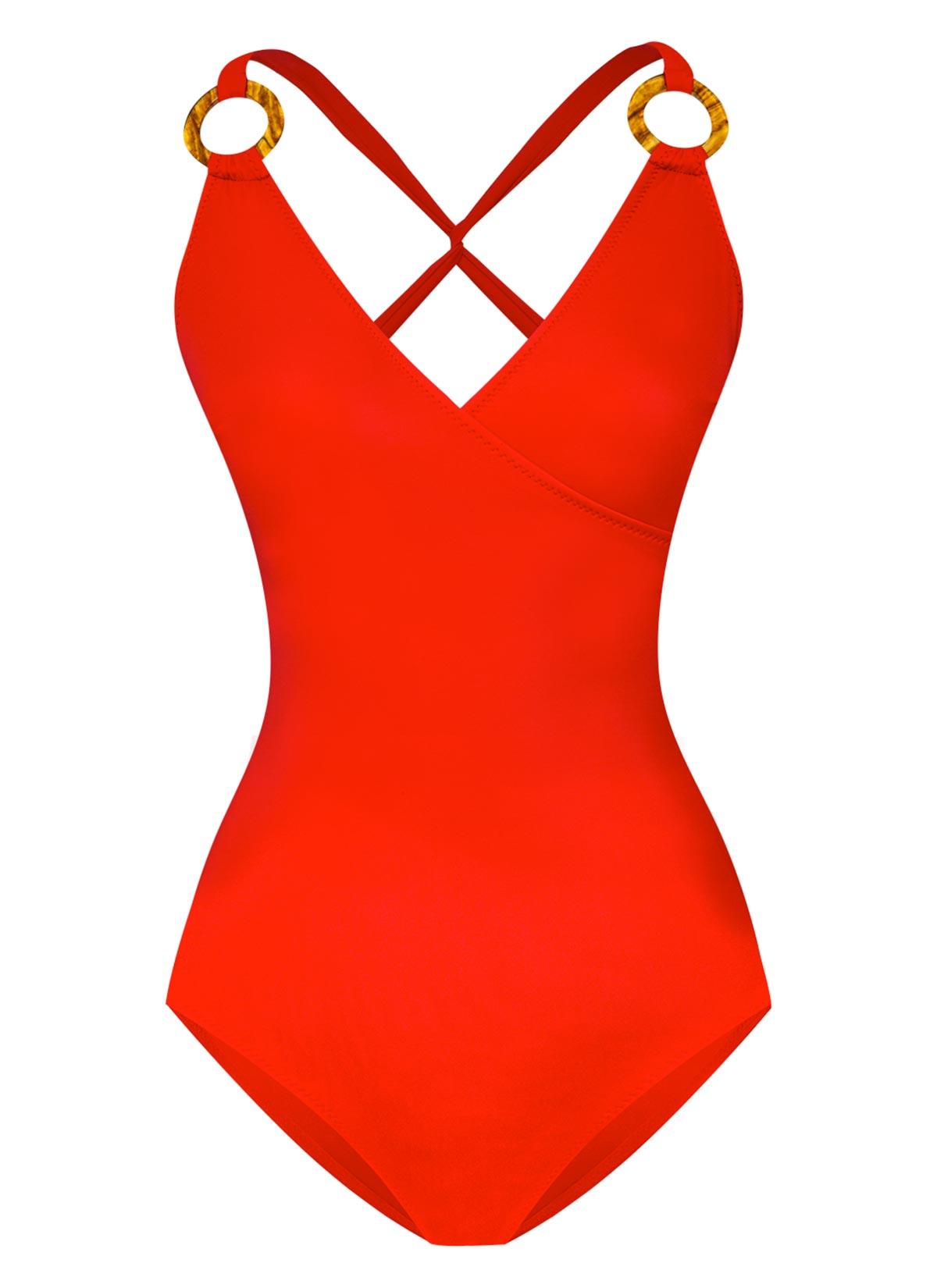 Caroline Kırmızı