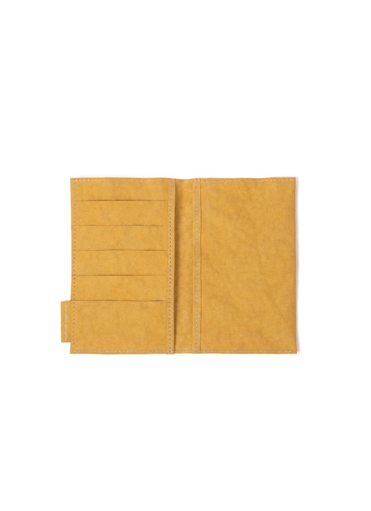 Long Wallet Mustard