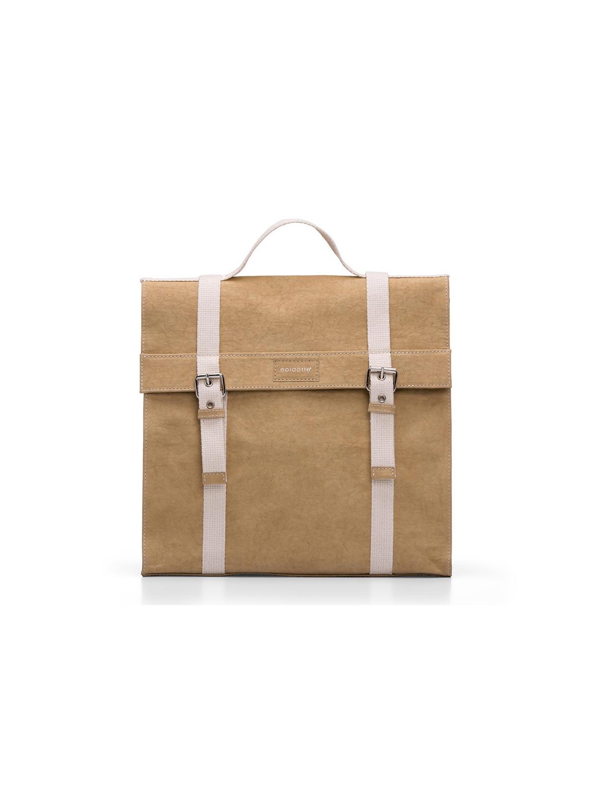 Post Bag Beige