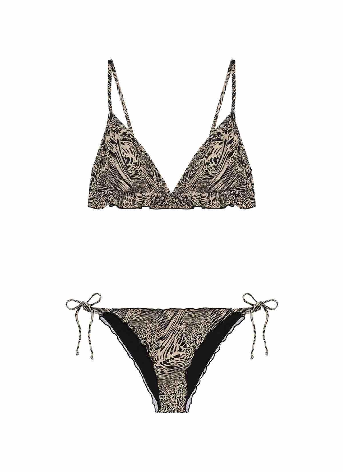 Paloma Bikini Takım